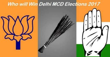 Delhi MCD Election