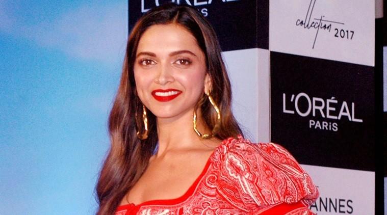 Deepika Padukone in Cannes