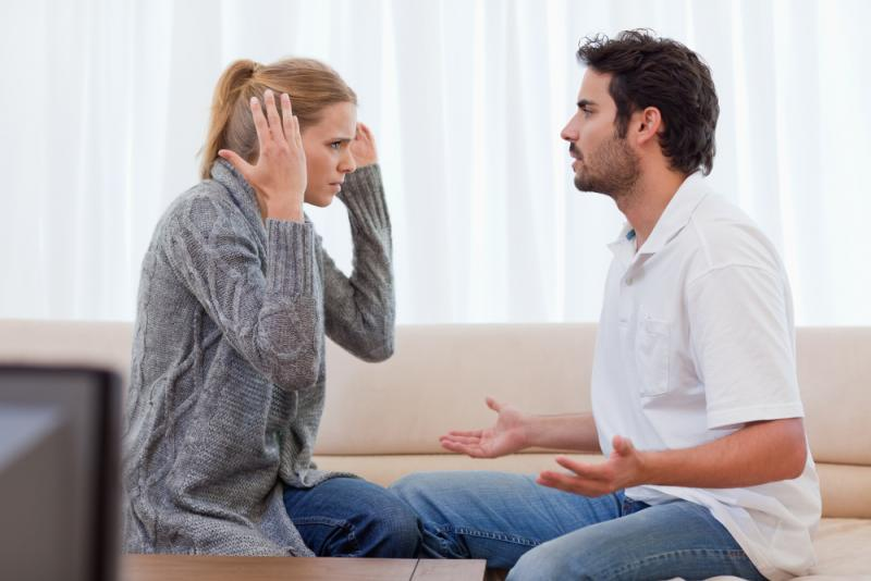 Arguing Is Good With Your Partner To Grow Your Love