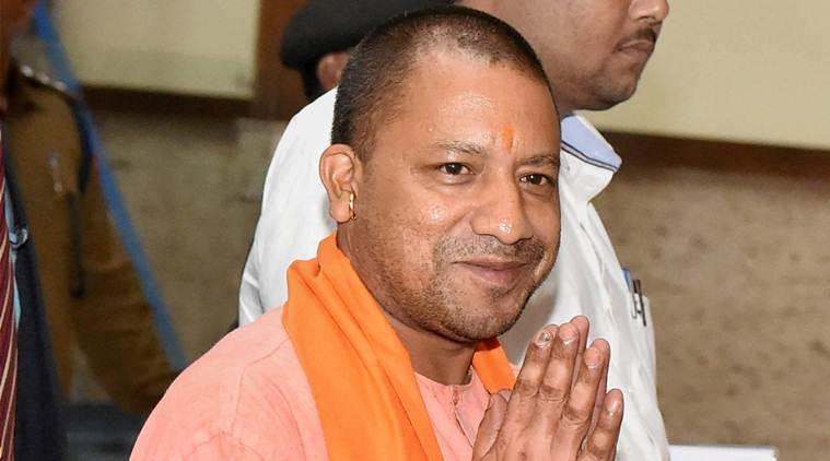 UP chief minister Yogi Aditya Nath