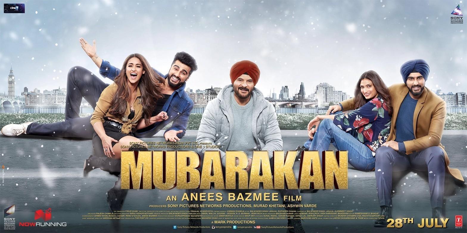 Mubarakan Movie Review and Rating