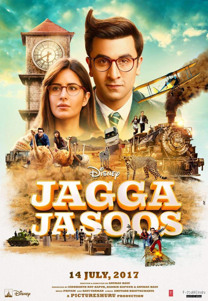 box office collection ofjagga jasoos