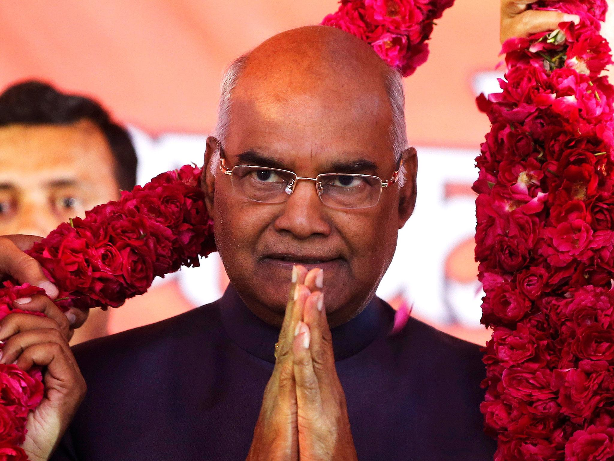 Ram Nath Kovind: India's 14th President
