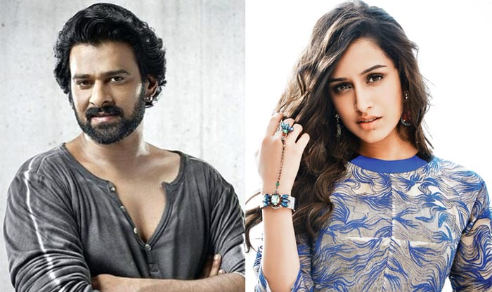shraddha kapoor and prabhas movie saaho