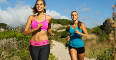 walking and running combination