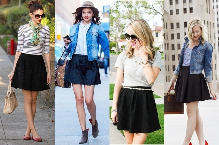 tips to wear Skirt