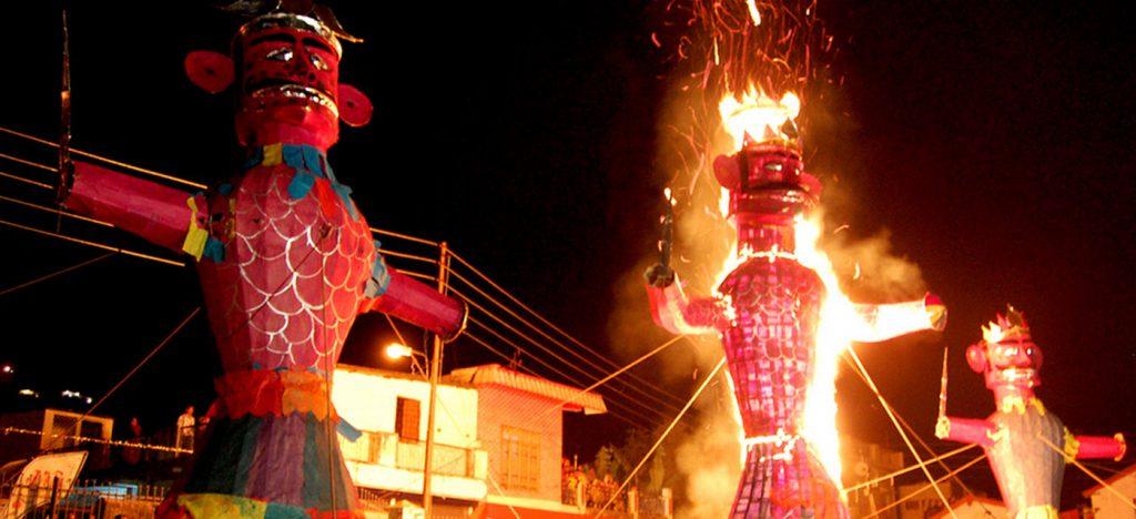 Dussehra festival story