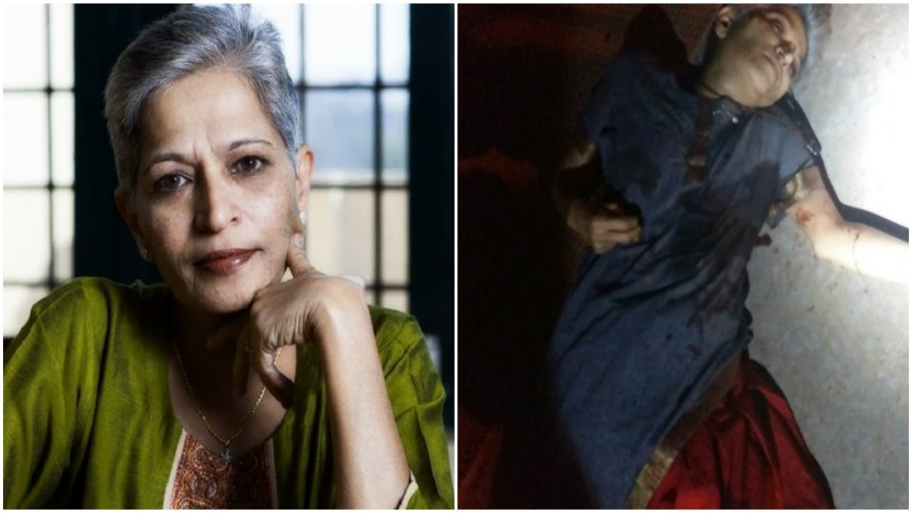 How Gauri Lankesh got murdered