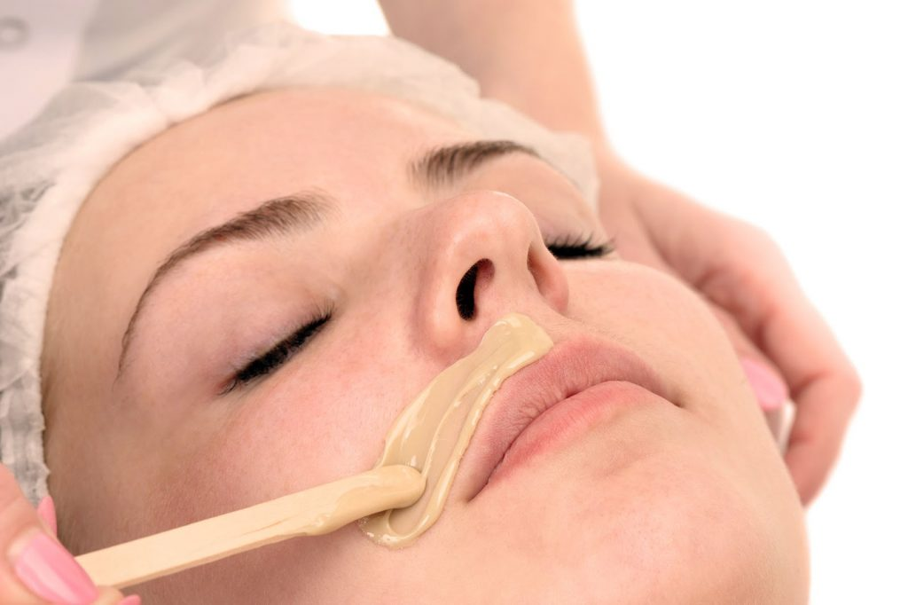 best way of facial hair removal