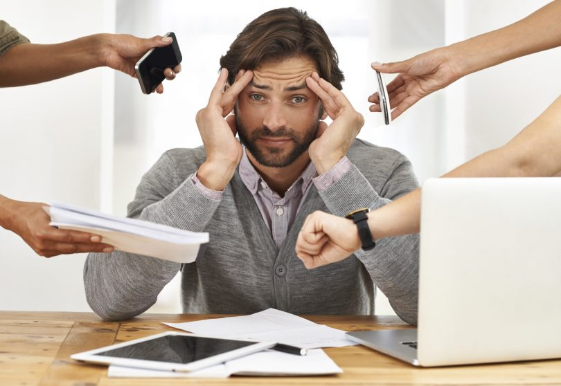 how to overcome mental stress
