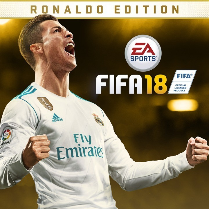 FIFA 18 play station game