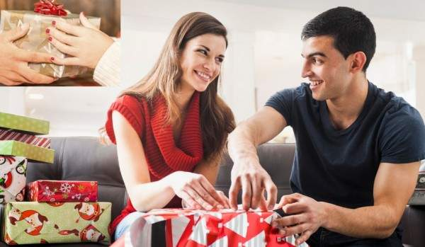Happy New Year 2018 gift ideas for her/him