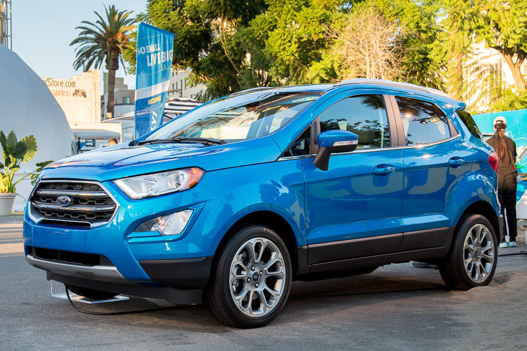 specifications of 2018 Ford Eco-Sport