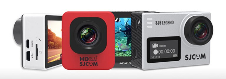 GoPro and action cameras of 2017