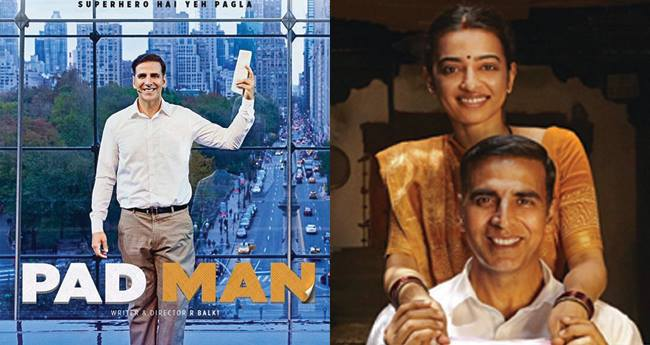 movie trailer of PadMan