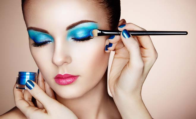 how to do eye make-up