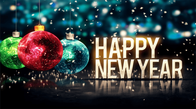 Here Wonderful Happy New Year Celebration And Resolutions Ideas