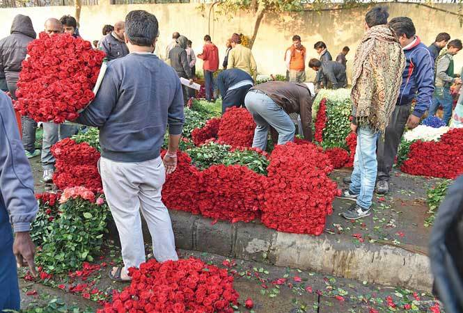 phool mandi at delhi