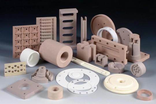 diffrent type of Ceramics materials