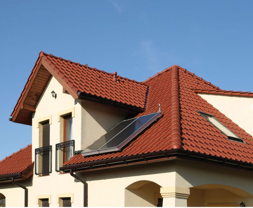 Ceramics Roofing is best option for roof