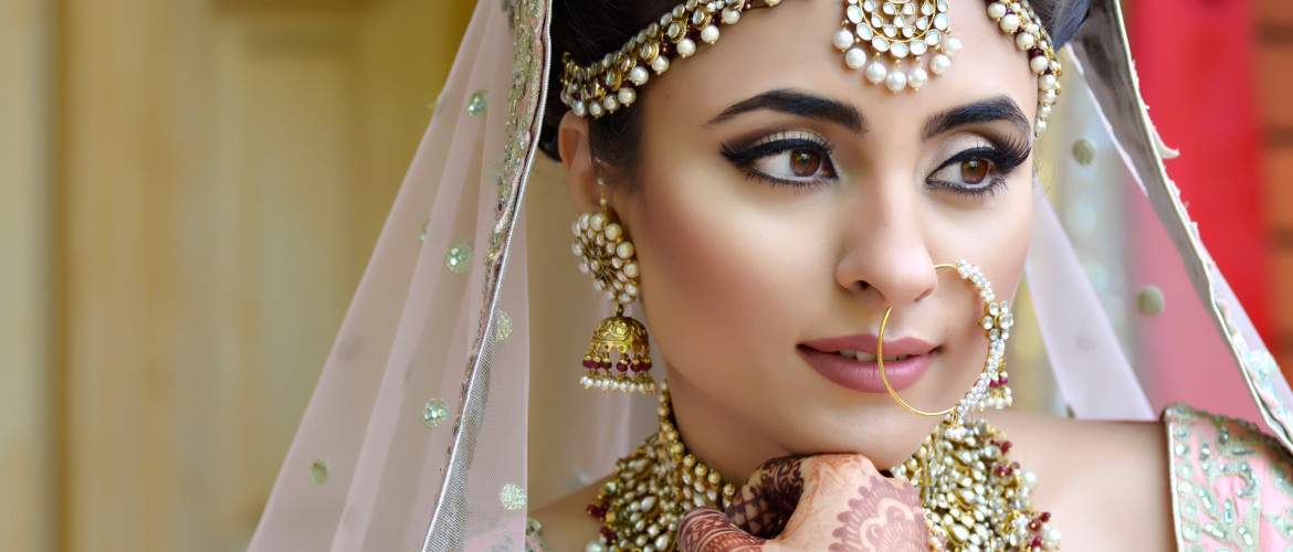 learn bridal makeup