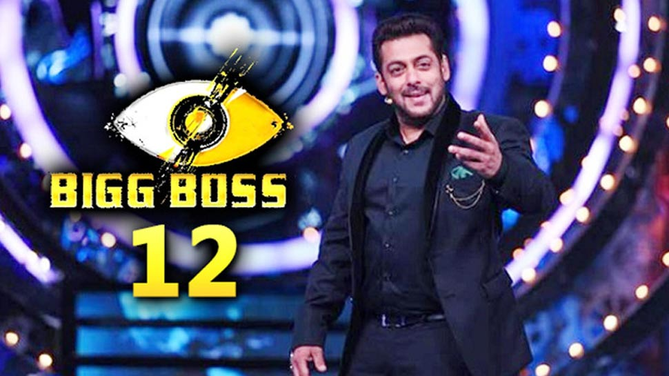 Bigg Boss 12 contestants name list with photo