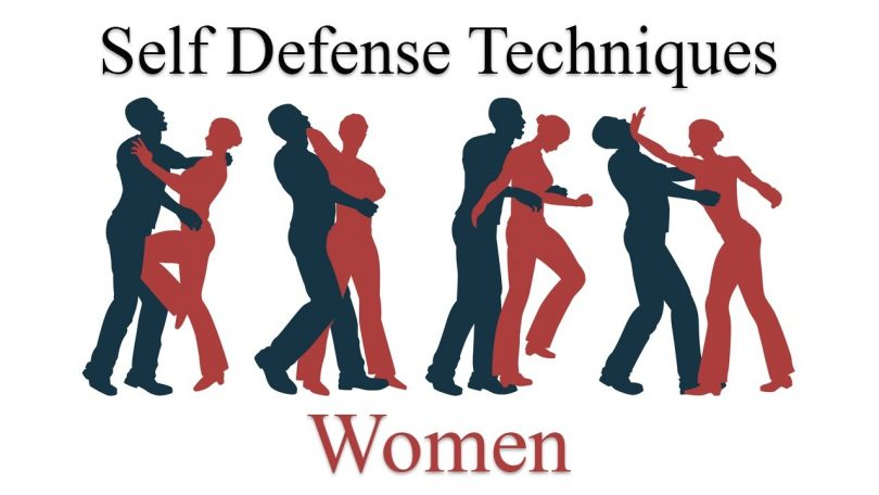 5 Self-Defense Techniques