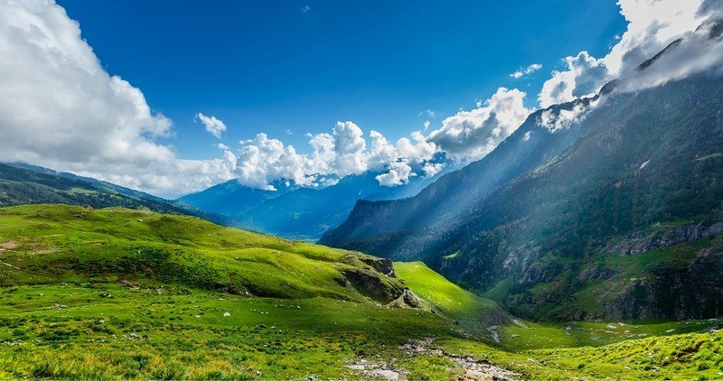 The Top Places to Visit in India in Summer.