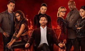Netflix web series Lucifer